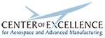 Center of Excellence for Aerospace and Advanced Manufacturing Logo
