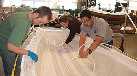 AACC Highlights Composites Technology Training